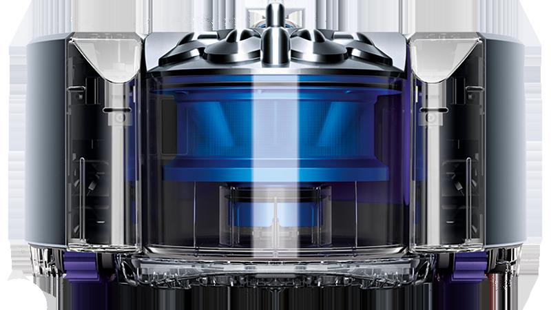 Dyson Robot 360 Eye Front View