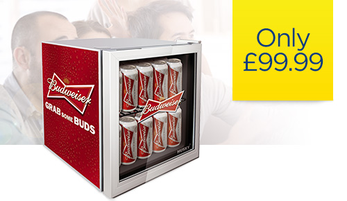 Budweiser Beer Fridge