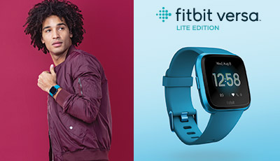 Fitbit - Health & Fitness Tracker | Currys
