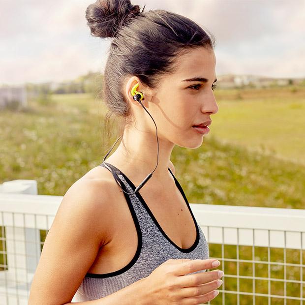 Goji sports headphones