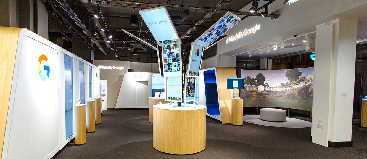 Image result for google pop-up in currys