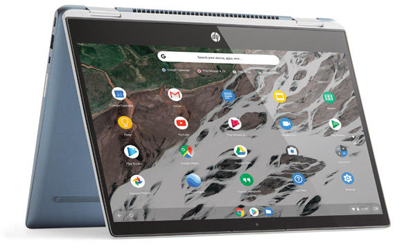 chromebooks with intel