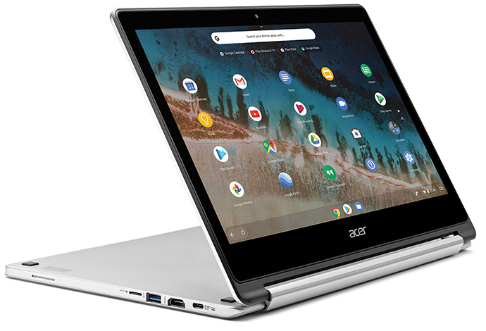 Stay entertained with Chromebook
