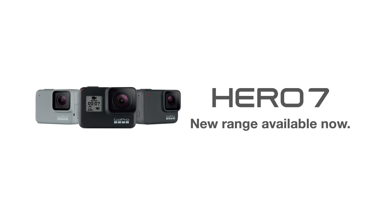 GoPro Action Cameras & Accessories | Currys