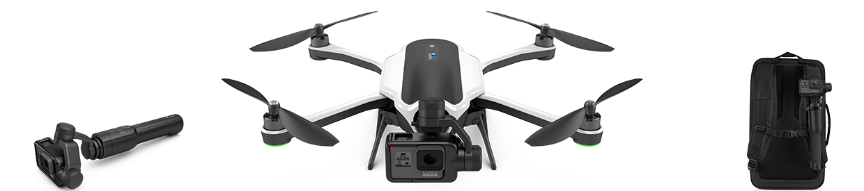 GoPro Karma products