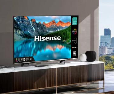 Qled 4K TVs