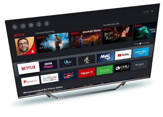 Hisense Smart TVs