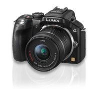 Click here for Panasonic Lumix G DMC-G5KEB-K