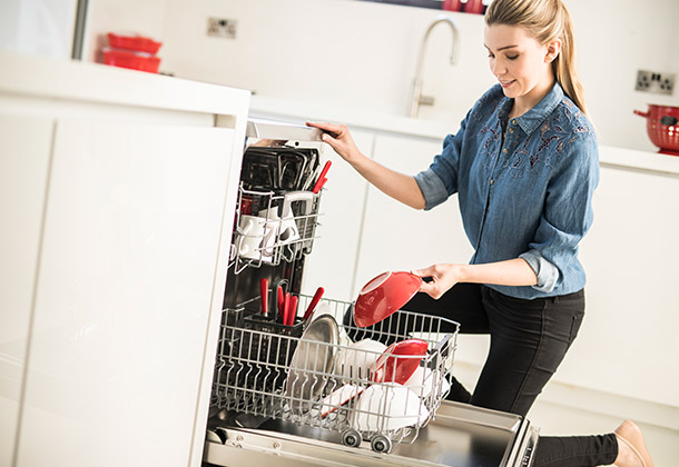 Hoover dishwashers