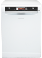 Hotpoint Ultima S-Line Dishwasher Appliances