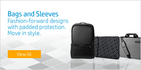 Bags and Sleeves - Fashion-forward designs with padded protection. Move in style.