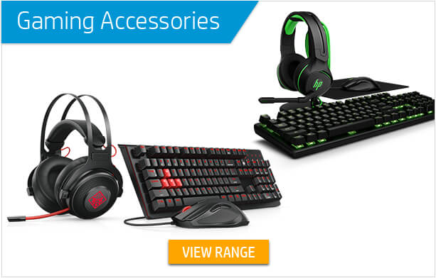 Gaming Accessories - View Range