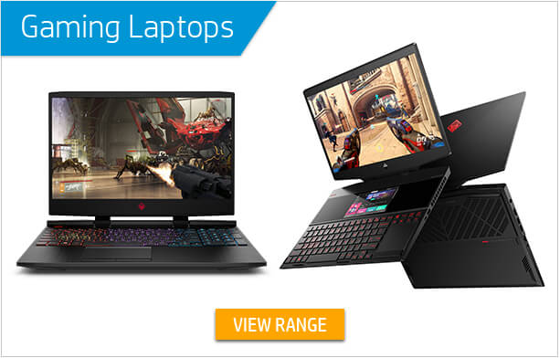 Gaming Laptops - View Range
