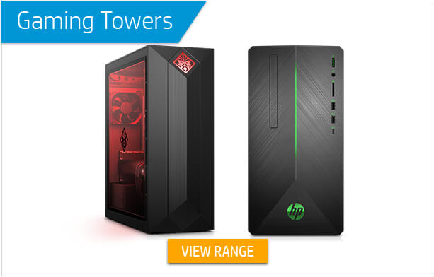 Gaming Towers - View Range