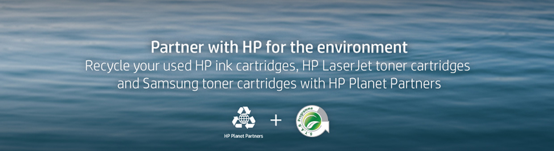 HP environment partnership