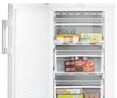 indesit freezers