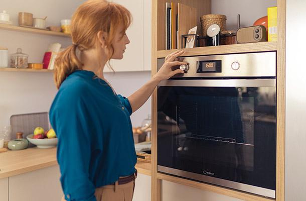 indesit cooker
