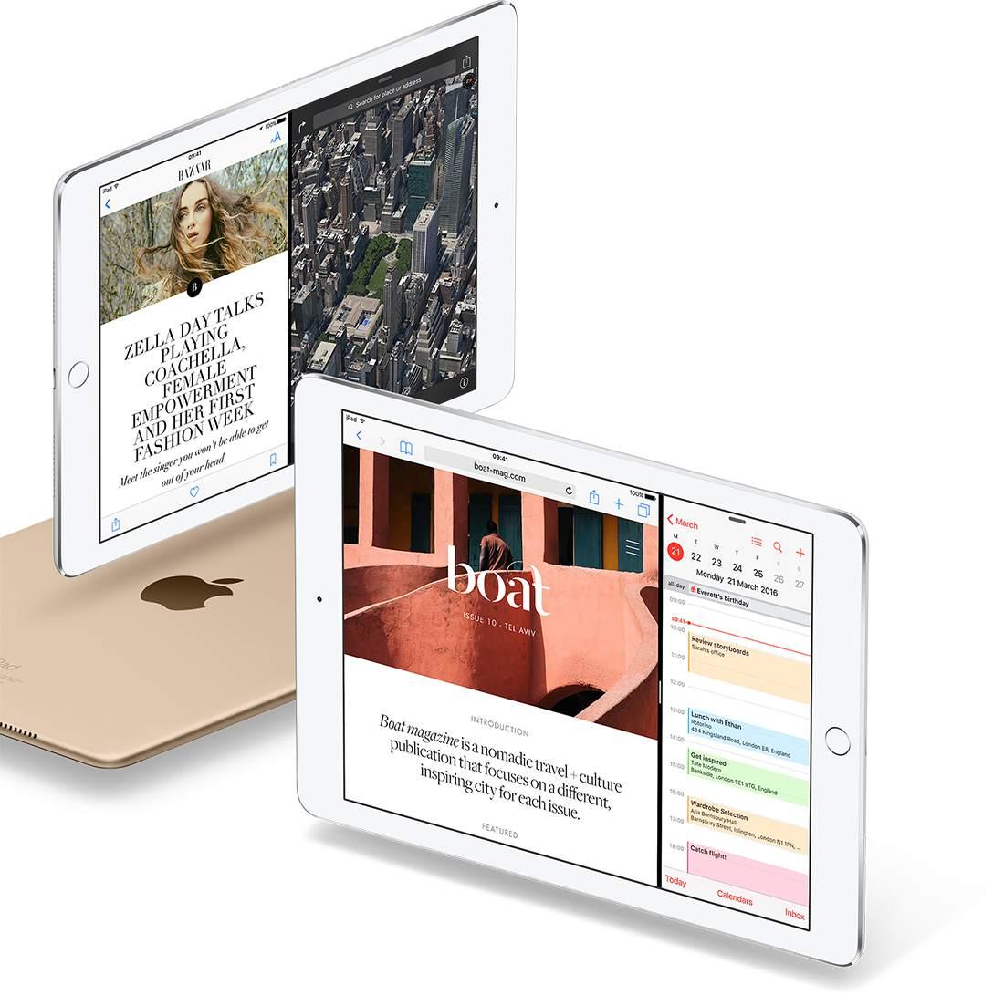 iPad Pro News