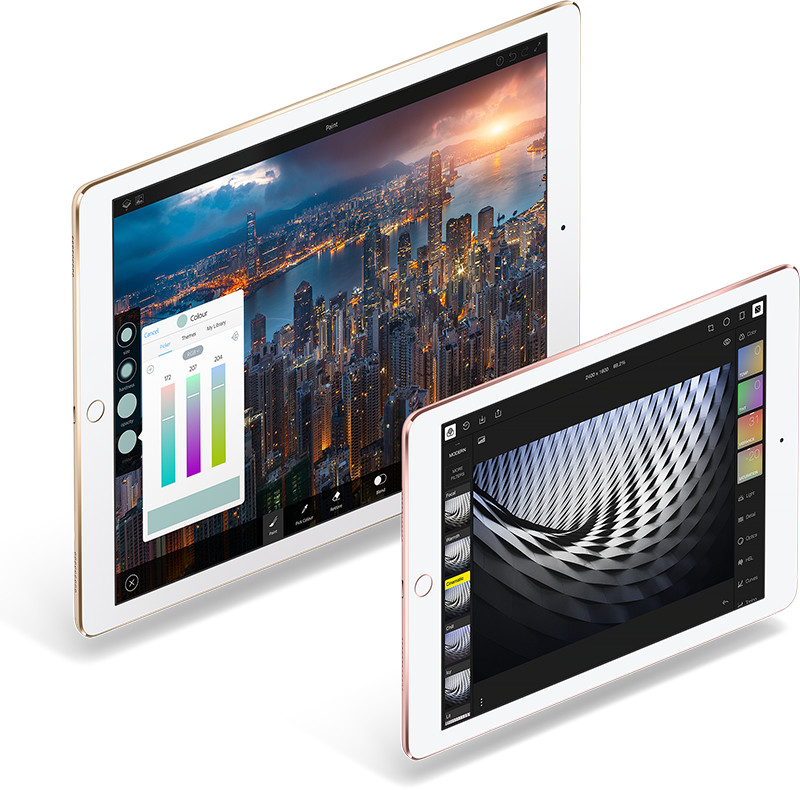 iPad Pro Retina Display