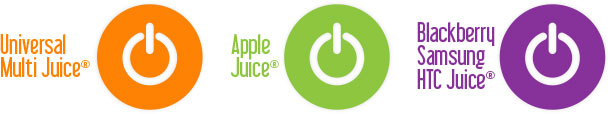Juice power symbol