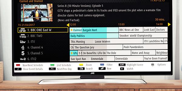 JVC TVs | Currys