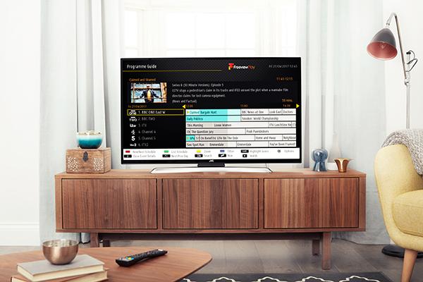JVC Smart TVs