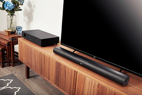 JVC Wireless Soundbar