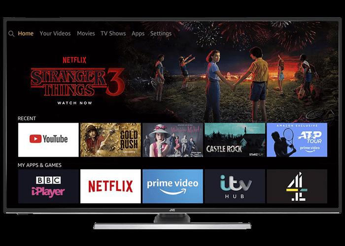 JVC Amazon FireTV