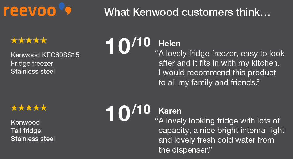 Kenwood Refrigeration Reviews - Reevoo