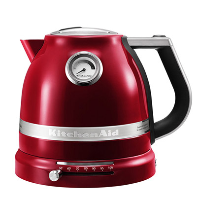 Artisan 5KEK1522BCA Traditional Kettle - Red