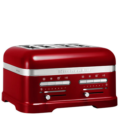 Artisan 5KMT4205BCA 4-Slice Toaster - Red
