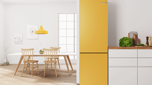Bosch Vario fridge freezer