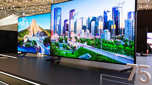 Samsung launches 8K TV at IFA 2018