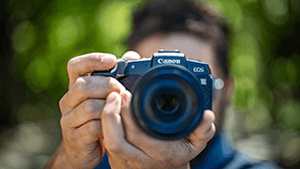 Capture everything in stunning quality with the Canon EOS RP