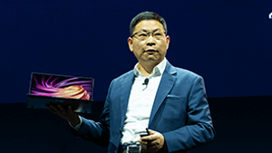The powerful new laptops from Huawei