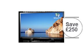 LG 42 inch Smart 3D Full HD LED TV
