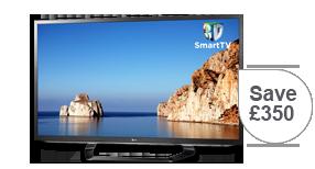 LG 47inch Smart 3D Full HD LED TV