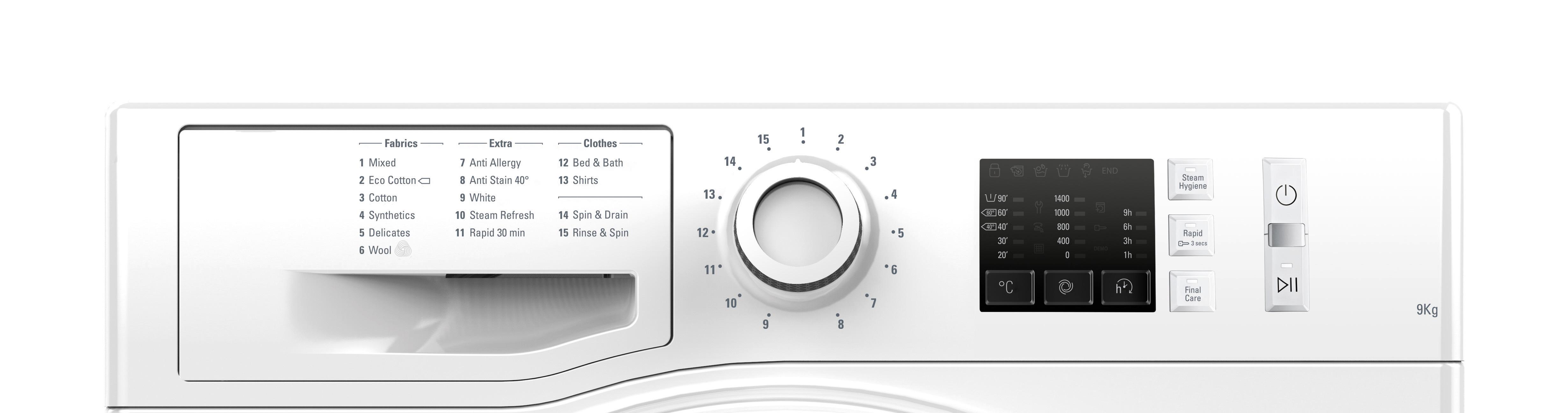 Washing Machine Buying Guide – Currys