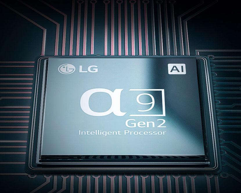 a9 intelligent processor