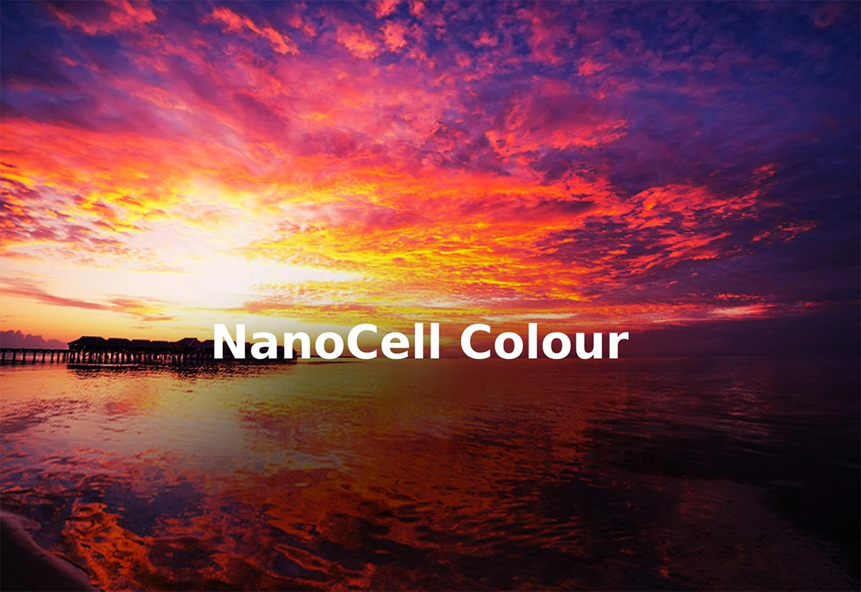 nanoCell colour
