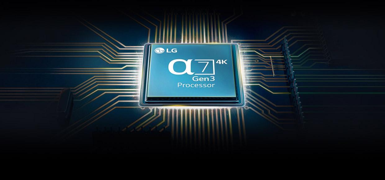LG a7 Gen3 processor