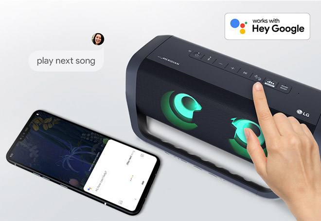 xboom voice commands