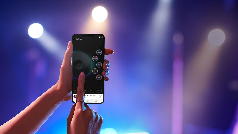 LG DJ App
