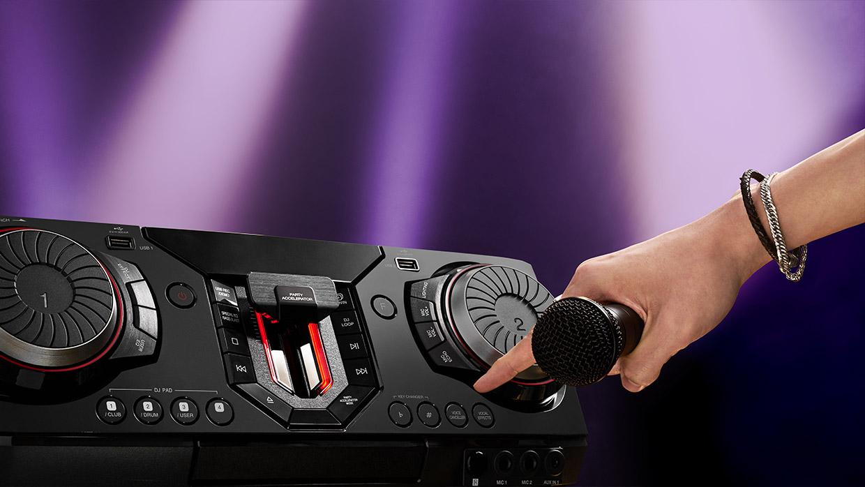 XBoom karaoke star