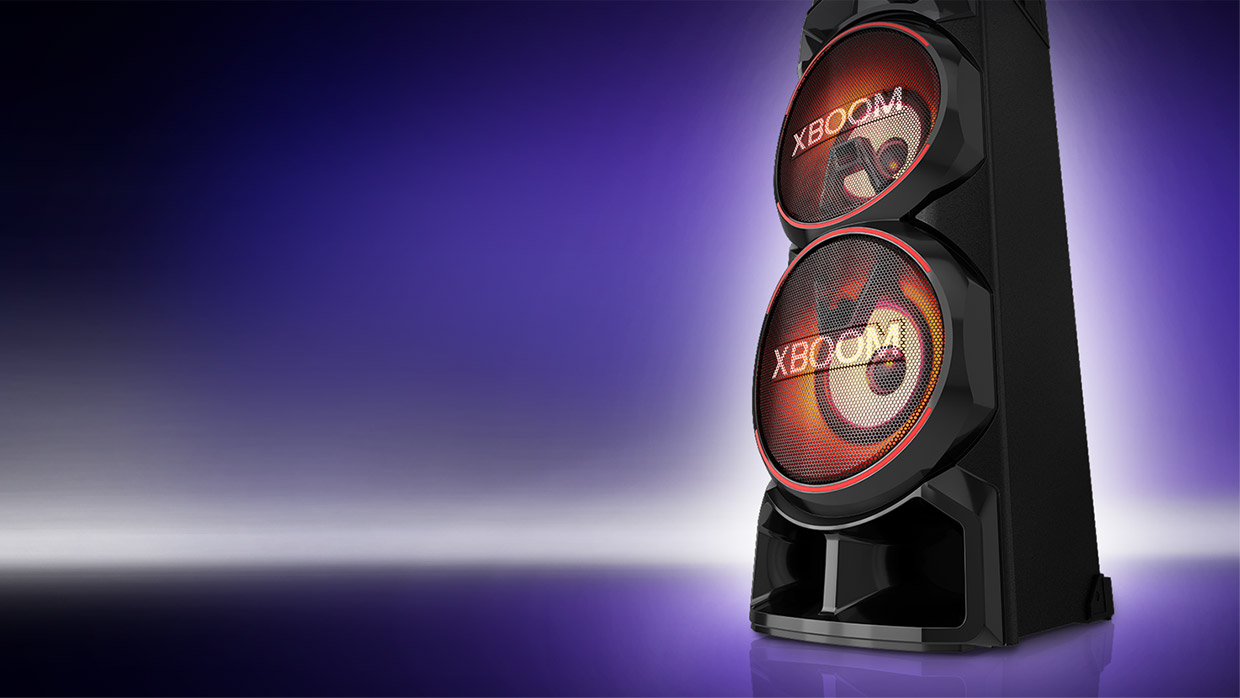 LG Xboom superbass
