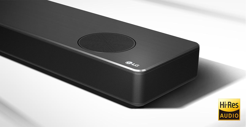 LG High Resolution Audio
