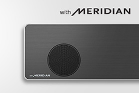 With MERIDIAN