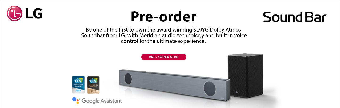 pre order SL9YG soundbar