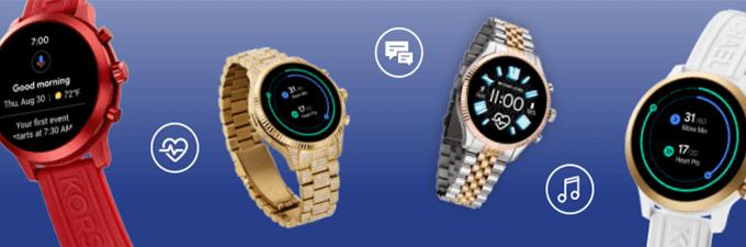 Michael Kors Access Smart Watches