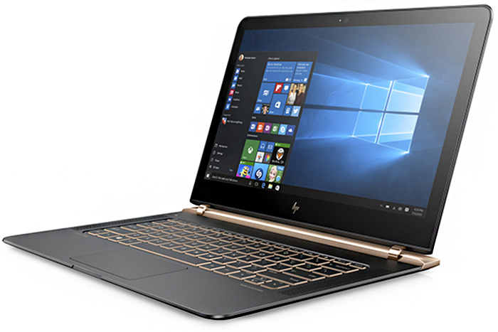 HP Spectre 13 inch laptop